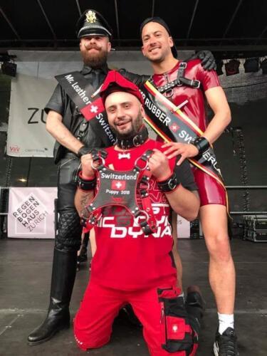 2018-06-17 Zürich Pride Great Moments  (3)